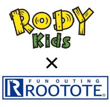 「RODY Kids」とコラボ!8 月下旬より発売