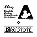 ROOTOTE 「The Artists Who Love Mickey Mouse & Minnie Mouse