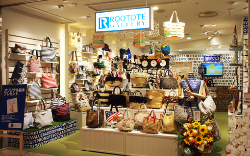 5/23(木)OPENしました!ルートート ギャラリー ディアモール大阪店