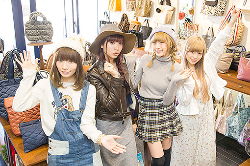 Silent Siren × ROOTOTE × Soup. コラボ決定!