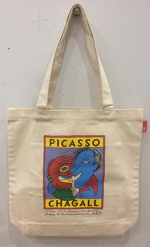 ポーラ美術館開館15周年記念展 『ピカソとシャガール愛と平和の讃歌』×Sayori WadaとのコラボレーションROOTOTE発売中