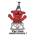 【ROOTOTE FACTORY】チーバくん10周年記念!限定オーナメントが登場!ROOTOTE GALLERY流山おおたかの森店