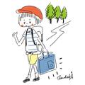 Collaboration:【 こいしゆうか」】×ROOTOTE  WILD-1限定販売 コラボ  「ルー・ガービッジ」に新カラー登場