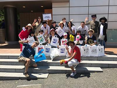 Collaboration:代官山春花祭×ROOTOTE