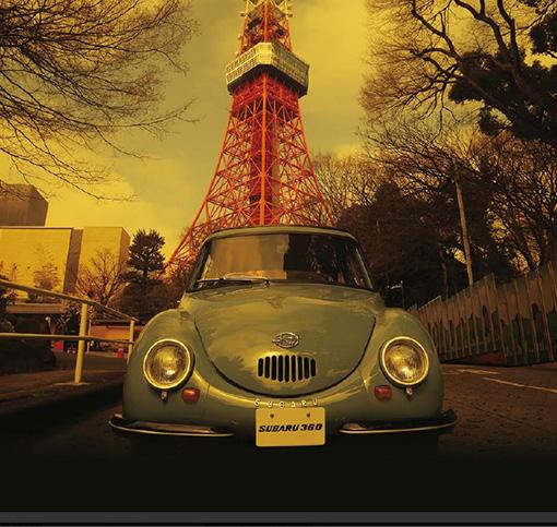 Collaboration:祝・SUBARU360&東京タワー60周年!ROOTOTE