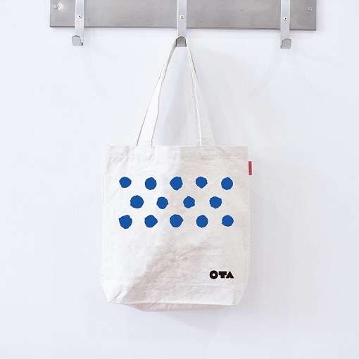 Collaboration:OTA CITY MARKET×to touch×ROOTOTE コラボトート