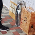 Collaboration:浜松サザンクロスほしの市 × ROOTOTE  ROO Garbage