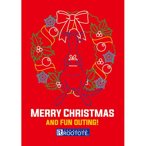 ROOTOTE GALLERYのクリスマス。《ありがとう》を贈ろう。