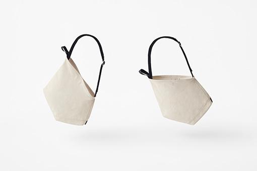 デザインオフィスnendo とコラボレーション 「ROOTOTE × nendo ruck-tote」