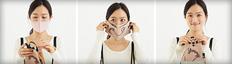 マスクト重ねてはずすだけ! マスクに直接触れずにさっと収納できるトート型マスクケース「with ROO MASKTO(ウィズルー・マスクト)」