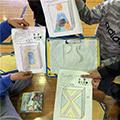 ルー・ガービッジでSDGsをテーマにした体験学習。浜松・雄踏小学校