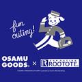 『大人のおしゃれ手帖』で紹介されました。OSAMU GOODS®×ROOTOTE コラボトート