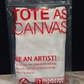 TOTE AS CANVAS