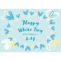 HAPPY WHITE DAY ʕ ·(エ)· ʔ♥