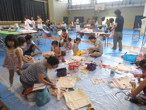 【終了しました】 8/19 IID世田谷ものづくり学校で KIDSワークショップを開催しました!