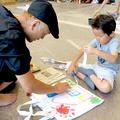 2014.8/2(土)IID世田谷ものづくり学校でワークショップ開催