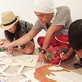 【8/17 IID kids WORKSHOP 2019】トートバッグに絵を描いて、アートトートを作ろう!