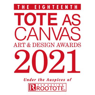 第17回受賞作紹介ムービー公開 &2021年度・第18回もよりパワーアップして開催決定「第18回 トート・アズ・キャンバス アート&デザインアワード by ROOTOTE」