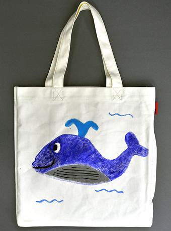 ぷくぷくクジラ