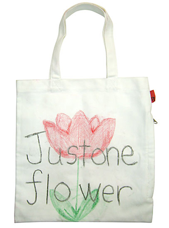 Just one flower