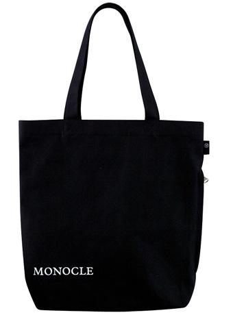 【チャリティー協力】MONOCLE × ROOTOTE