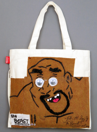 Bob Sapp Back (Bag)
