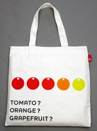 TOMATO? ORANGE? GRAPEFRUIT?