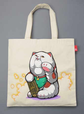 LUCKY CAT. / 招き猫