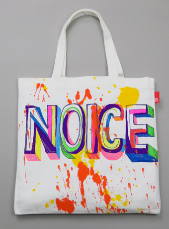 The Noice Tote