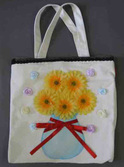 TOTE AS FLOWER
