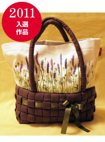 花かごバッグ
