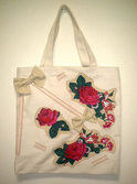 ROSIES ON TOTEBAG