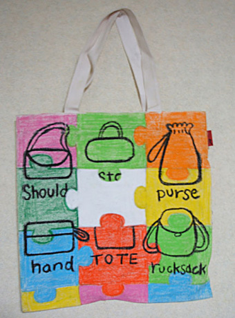 Where is the piece of TOTE!?