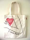 I HAVE HEART(&TOTE)