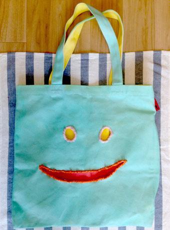 HAPPY SMILE BAG