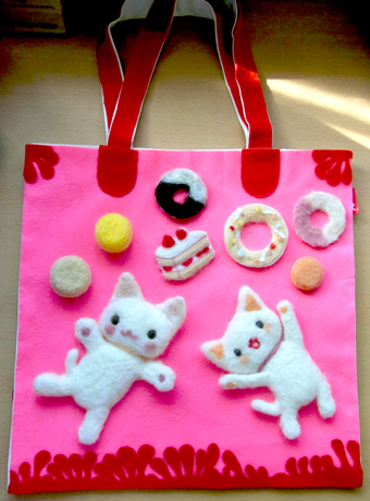sweets・cats・happiness