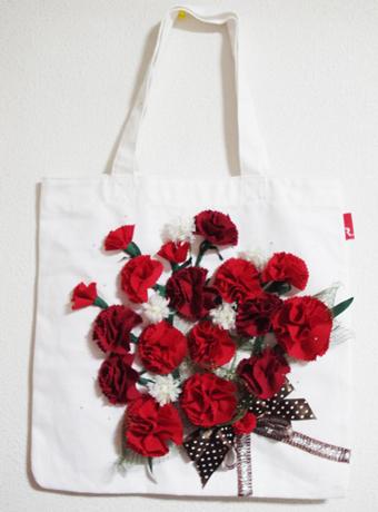 花束トート