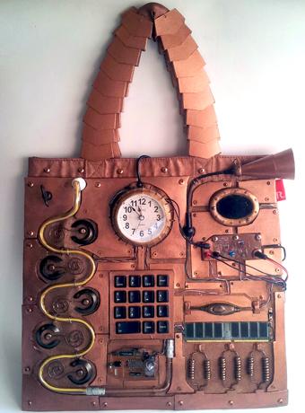 Time machine!?