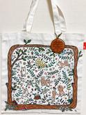 柴犬の森のトートバッグ