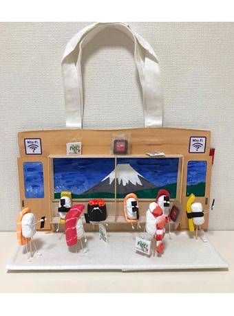 Sushi train 旅する寿司たち