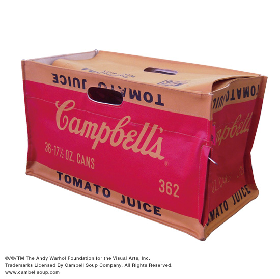 ANDY WARHOL CAMPBELL'S